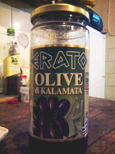 Olive nere Erato