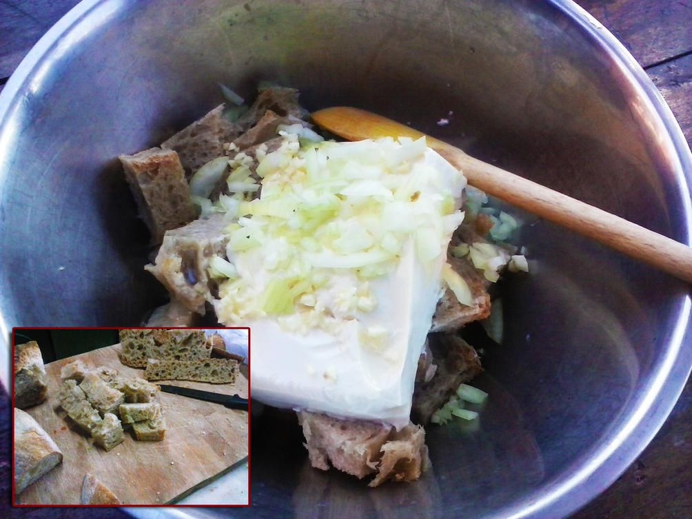 Tofette (polpettine di Tofu)