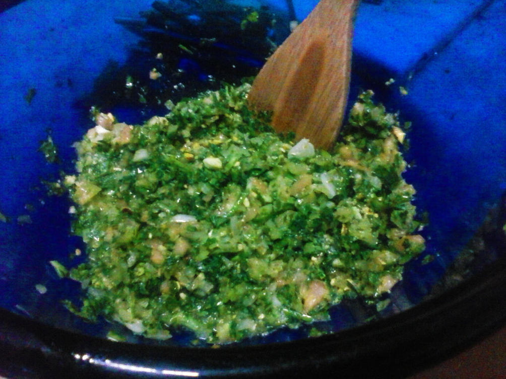 Patate Novelle in Salsa Verde