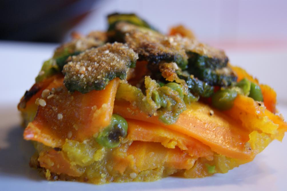 Cucina e ricette low cost ricette sformato di verdure for Ricette di verdure