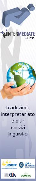 Intermediate srl traduzioni, interpretariato e altri servizi linguistici